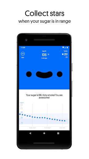 Happy Bob - Rewarding diabetes management  screenshots 1