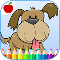 Bonne Coloring Book Animaux icon
