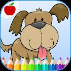 快樂寵物彩圖 icon
