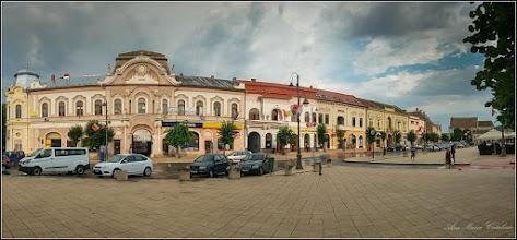 Photo: Piata Republicii, Nr.15 - Fostul Palat al Postei si Finantelor - cladire monument istoric - 2017.07.12