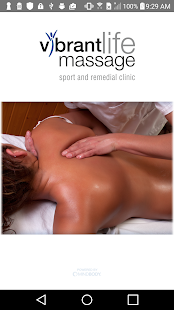 Vibrant Life Massage- screenshot thumbnail
