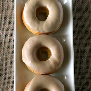 Maple Doughnuts {Gluten-free, dairy-free}