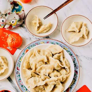The Hirshon Chinese Jiaozi Dumplings – 白菜豬肉餃子.