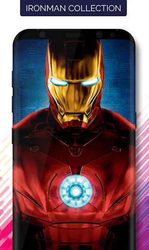 Superheroes Wallpapers Android app 2