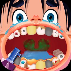 Crazy Kids Dentist - Fun Game