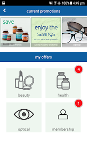 National Pharmacies- screenshot thumbnail