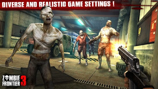 Zombie Frontier 3-Shoot Target Screenshot