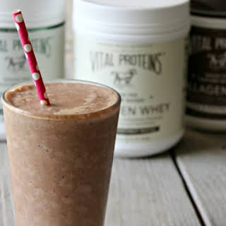 Fat Burning Breakfast Smoothie.