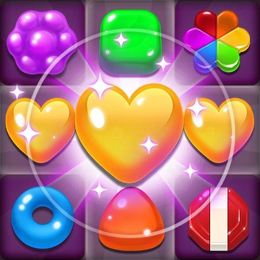 スイートポップ:マッチ3パズル