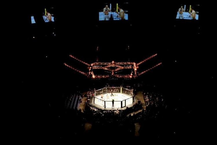 🎥 Unieke knock-out met elleboog in MMA