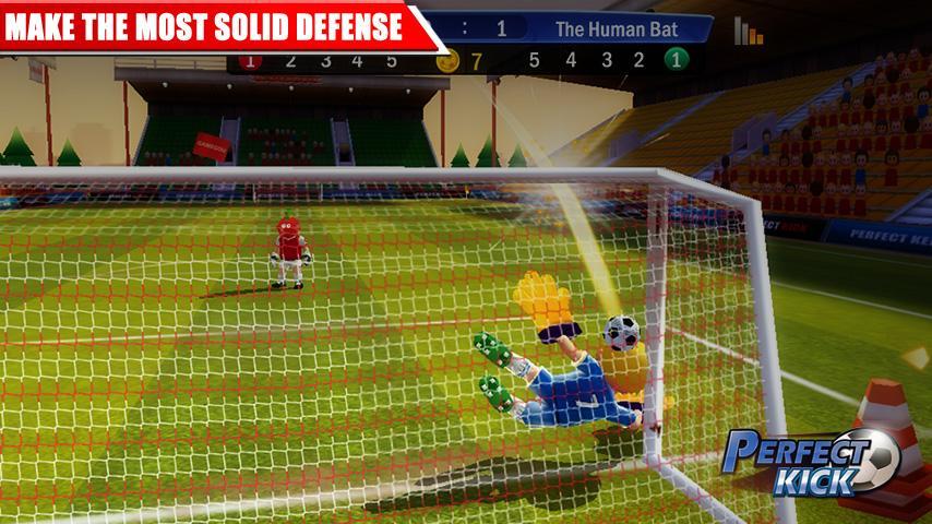 Perfect Kick - Soccer - screenshot