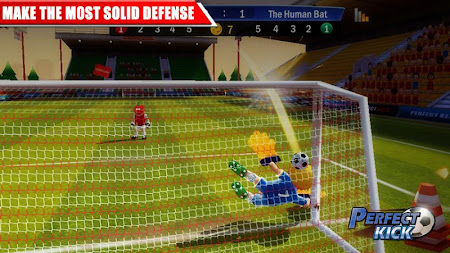 Perfect Kick - Soccer 1.5.5 screenshot 4731
