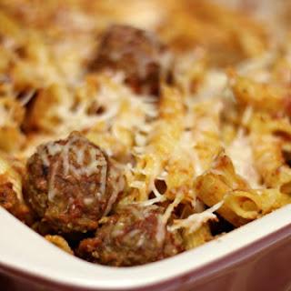 Meatball Marinara Casserole