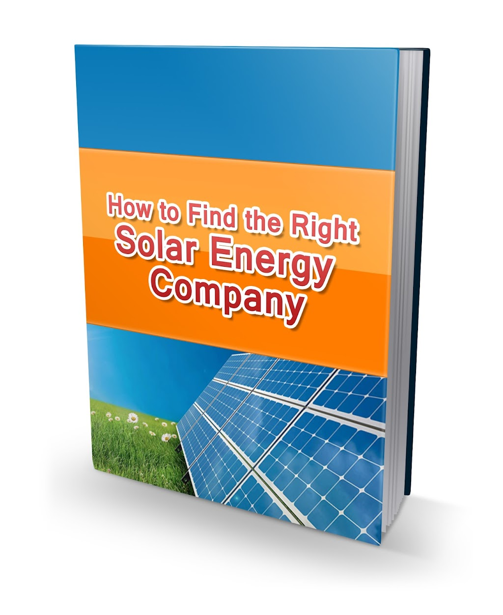 How to Find the Right Solar Energy Company book