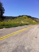 Photo: The 72 mile road