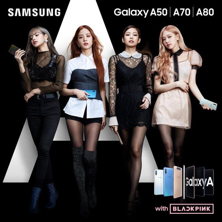BLACKPINK Samsung