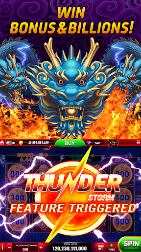 Gold Fortune Casinou2122 - Free Vegas Slots 5.3.0.162 screenshots 9