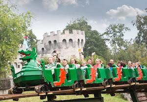 Legoland Windsor rides