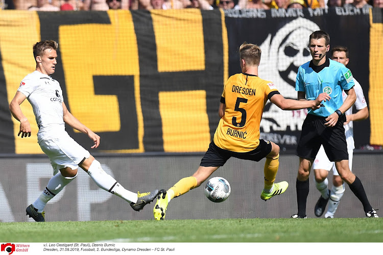 Le club Dynamo Dresde placé en quarantaine — Bundesliga