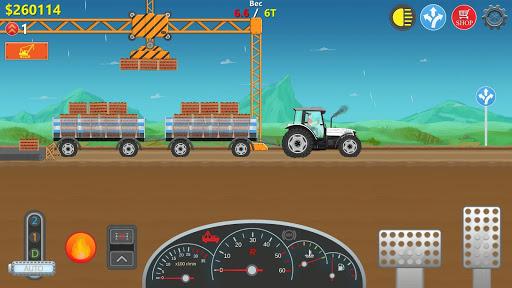 Trucker Real Wheels - Simulator 1.7.1 screenshots 5