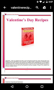 V-day Recipe Ideas for PC-Windows 7,8,10 and Mac apk screenshot 5