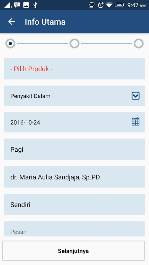 My Premier Jatinegara- screenshot