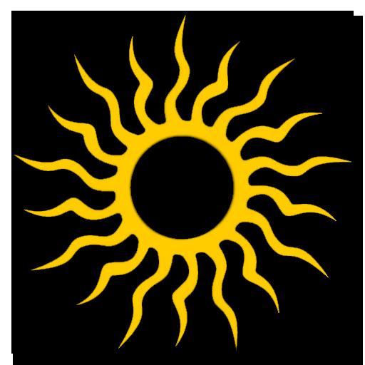 3D部落太陽動態壁紙 漫畫 App LOGO-APP試玩