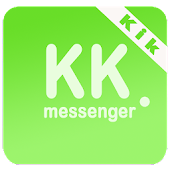 Kk Messenger & Calls for kik