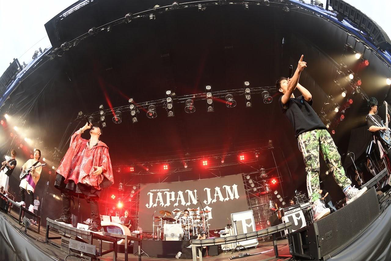 【迷迷現場】 JAPAN JAM 2019  UVERworld 與饒舌歌手 AK-69 精彩共演
