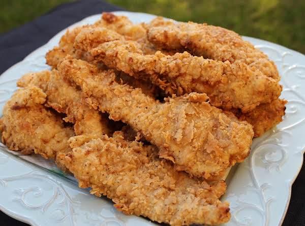 Fried Orange Chicken Recipe