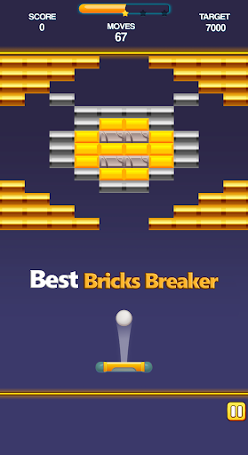 Bricks Breaker Rush  captures d'écran 2