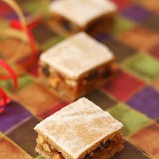 Honigkuchenwürfel (Honey Cake Squares)