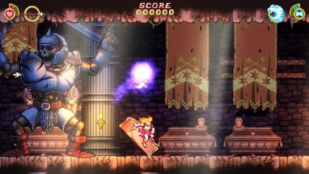 【リリース情報】Playstation(R)4&Nintendo Switch「バトルプリンセス マデリーン」本日10月19日 ストーリーモードの概要を初公開!