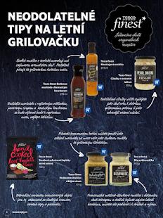 Magazín tescorecepty.cz - náhled
