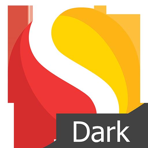 Dark Sensation -Icon Pack APK Cracked Download