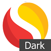 Dark Sensation Icon Pack