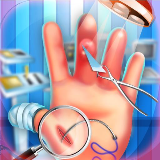 Hand Surgery Hospital Game - Operation Simulator