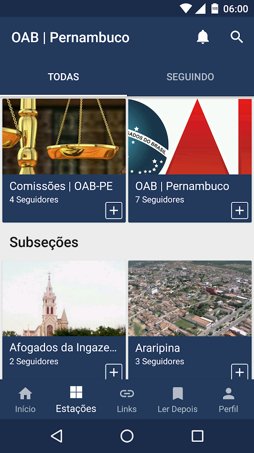 OAB-PE Mais- screenshot