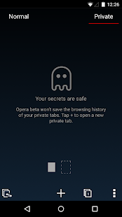 Opera browser - fast & safe- screenshot thumbnail