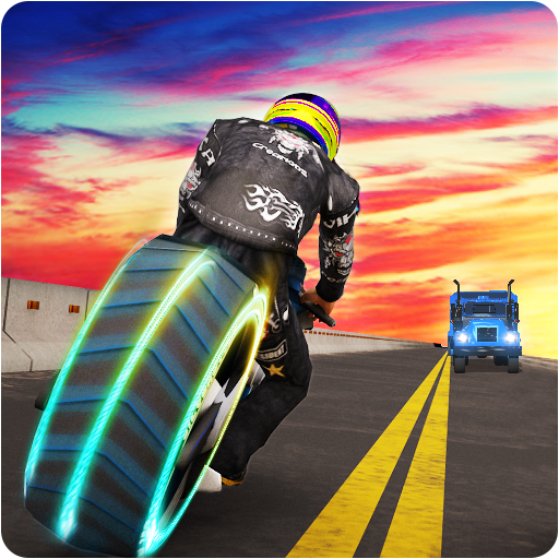 Drive Futuristic Bike : Racing Games (game)