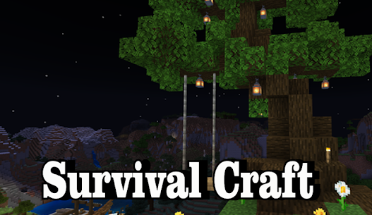 Crafting and Building  – Survival World Craft 2020 3