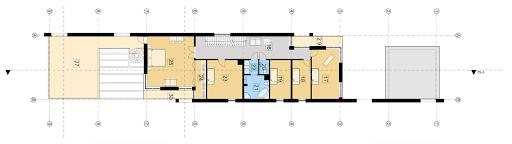 MD-23 - Rzut piętra