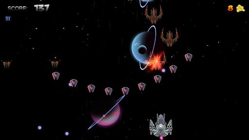 Space Wars-1990: Dendi Shooter android2mod screenshots 4