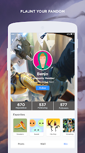 Omnic Amino for Overwatch - náhled
