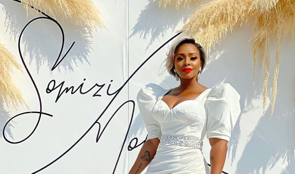 Boity wants to be a mom: My five-year plan involves having kids - TimesLIVE