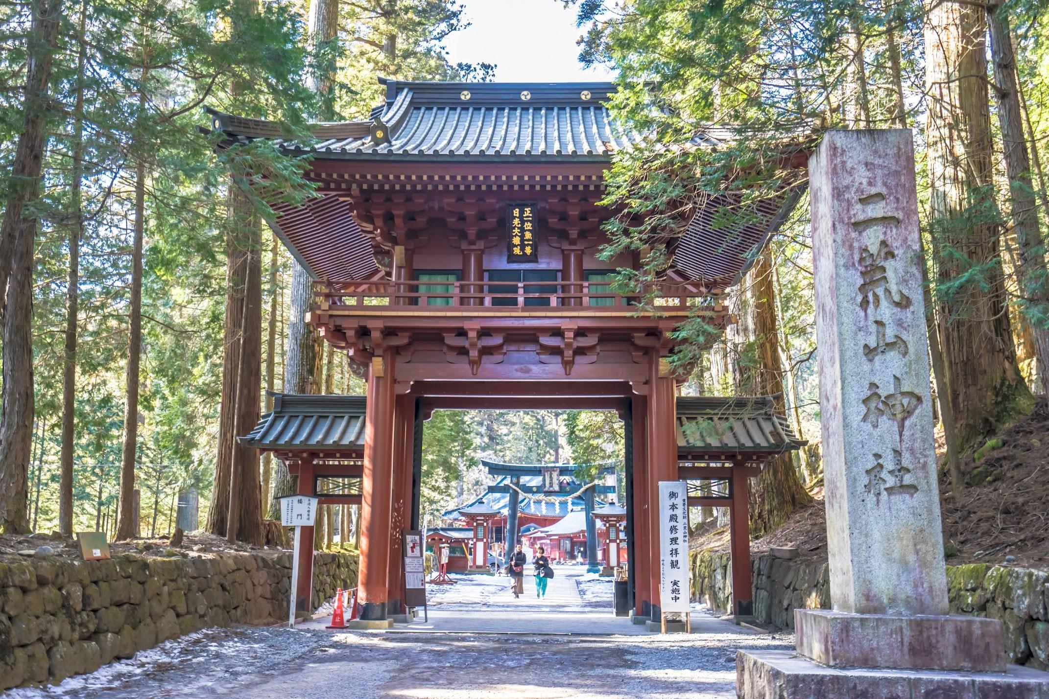 Nikko Futarasan-Jinja Shrine3