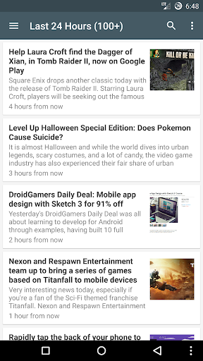 GeekBytes Pro - Android News