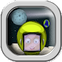 Jumping Games : Sam Space Hop APK icon