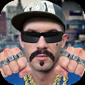 Gangsta Pic Editing