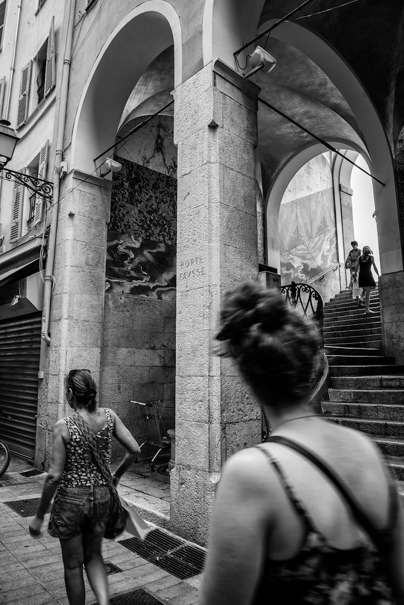 Street Stair di Domenico Cippitelli